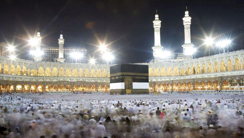 Islamische Gläubige in Mekka: Verstellung erlaubt?