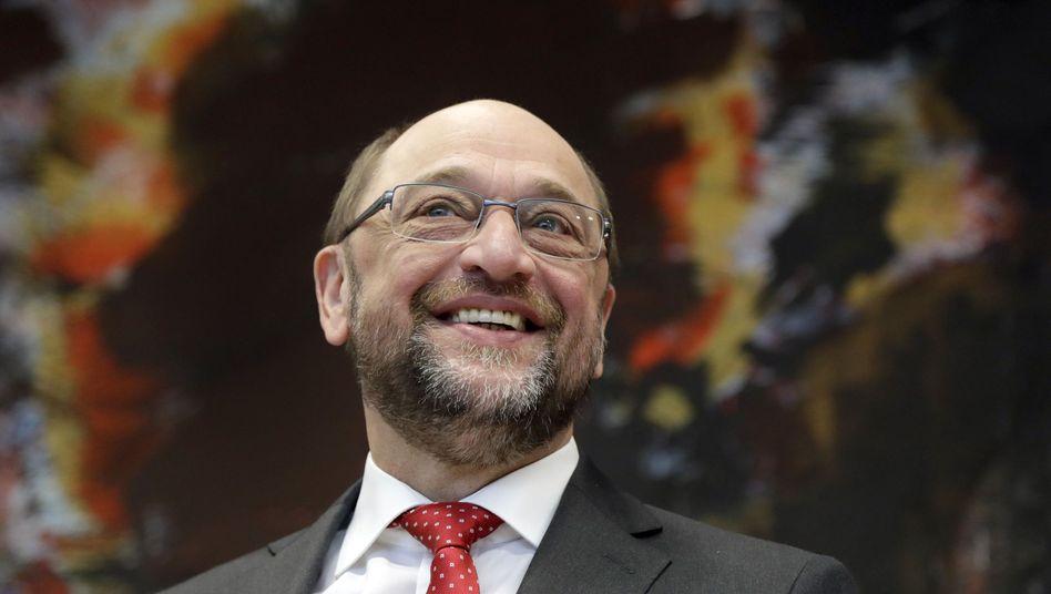 Sozialdemokrat Schulz