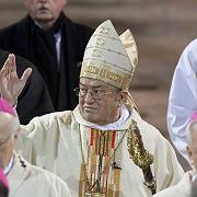 """Mainzer Bischof Kardinal Karl Lehmann: """"Katastrophe"""" für die katholische Kirche"""
