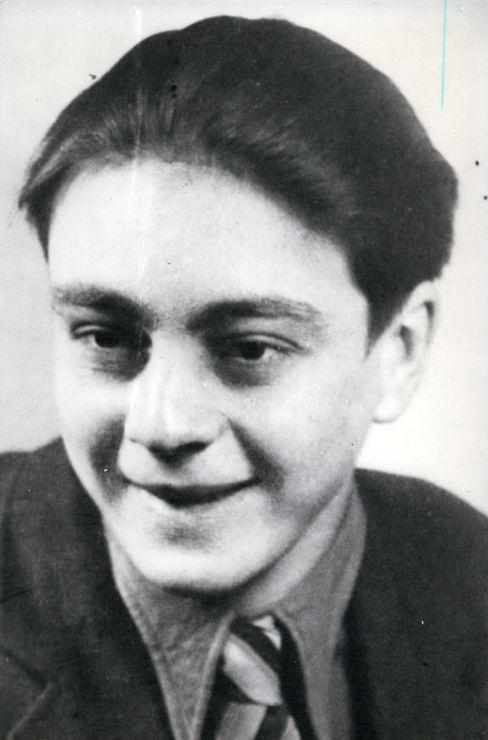 Renitenter DDR-Schüler Hermann Flade: nach zehn Jahren Haft wieder auf freiem Fuß