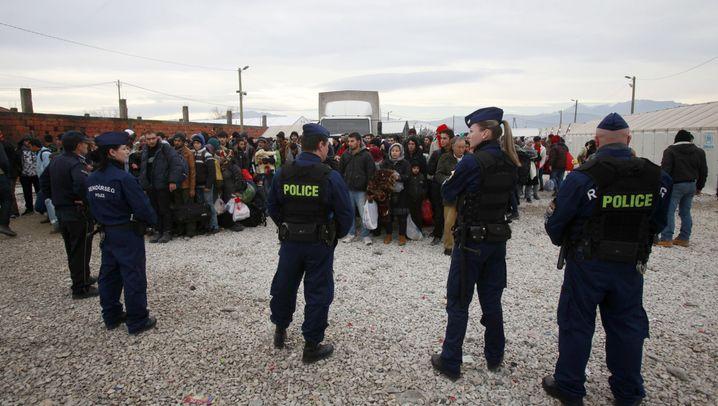 Mazedonien: Kleines Land, große Aufgabe