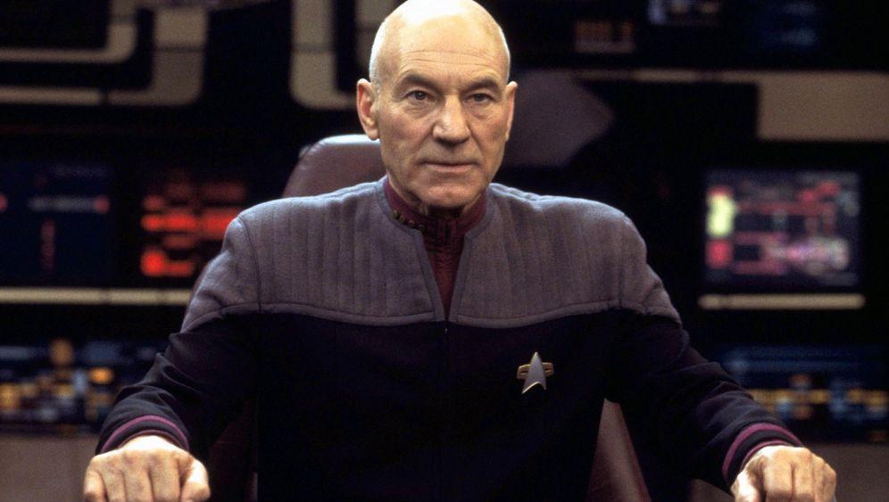 """Patrick Stewart: Der Mann, der die """"Enterprise"""" lenkte"""