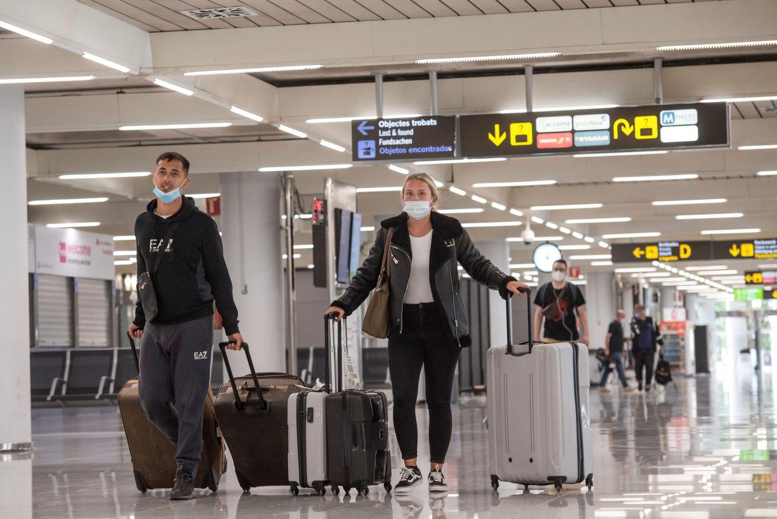 Balearics reaches the last phase of coronavirus lockdown exit process, Palma, Spain - 08 Jun 2020