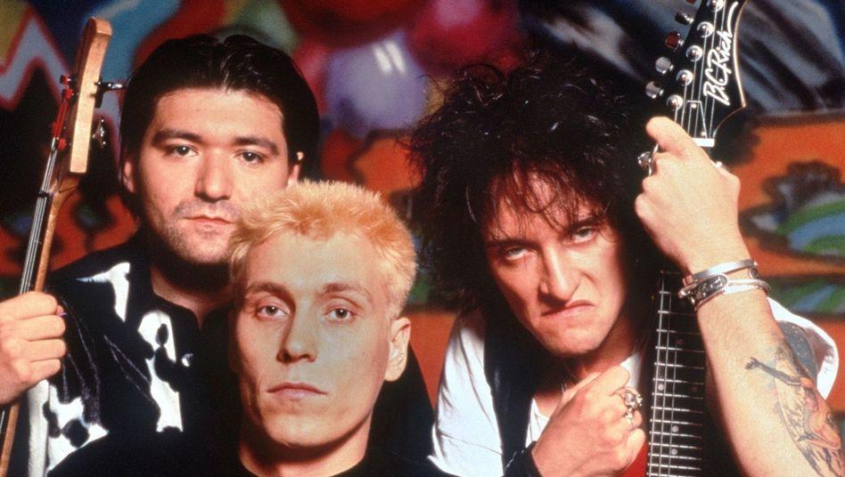 """""""Die Ärzte"""" 1993: Der Anti-Nazi-Song """"Schrei nach Liebe"""" ist zurück in den iTunes-Charts"""