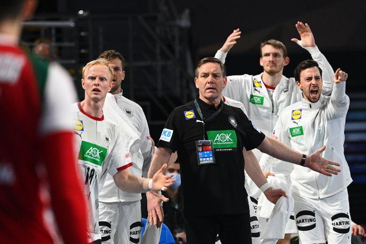Im März 2020 in den Job gekommen: Alfred Gíslason ist seit nun einem Jahr Bundestrainer