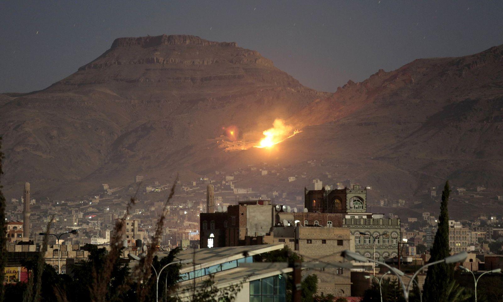 Jemen / Sanaa