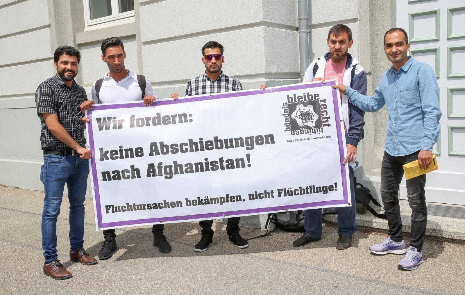 Gericht erörtert Fall des zurückgeholten Flüchtlings