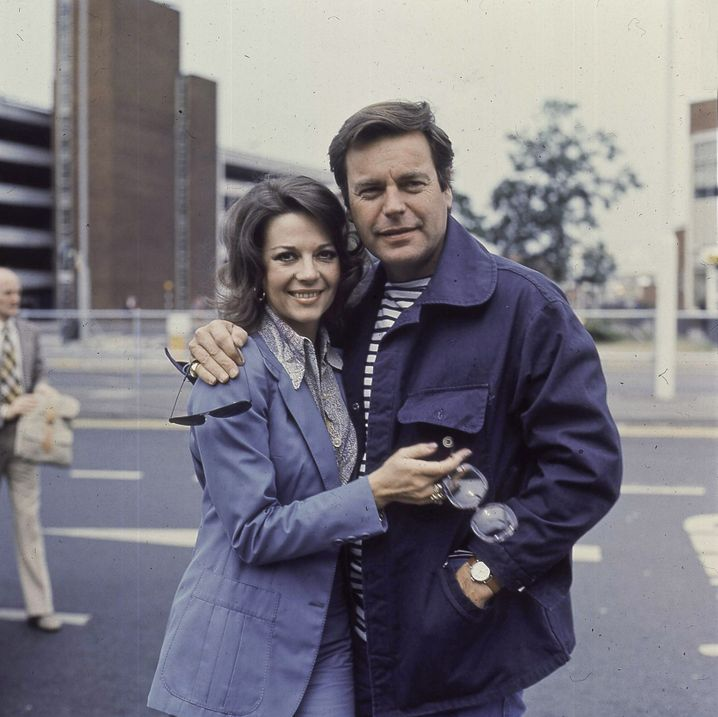 Zweimal verheiratet, einmal geschieden: Natalie Wood und Robert Wagner 1976, fünf Jahre vor ihrem Tod