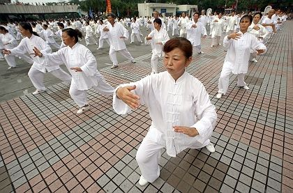 Tai chi: A universe of the mystical, the magical and the paradoxical