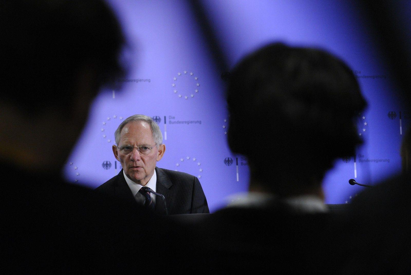 Schäuble Brussels