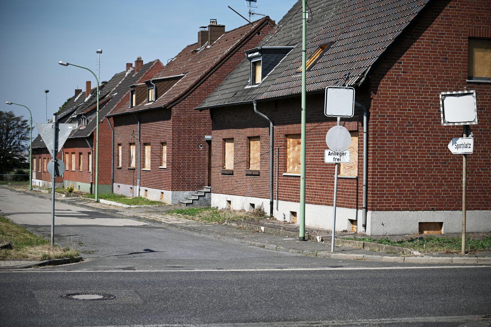 Das Dorf am Hambacher Forst