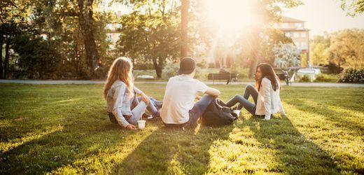 Corona-Pandemie: Höhere UV-Strahlung, weniger Virusausbreitung