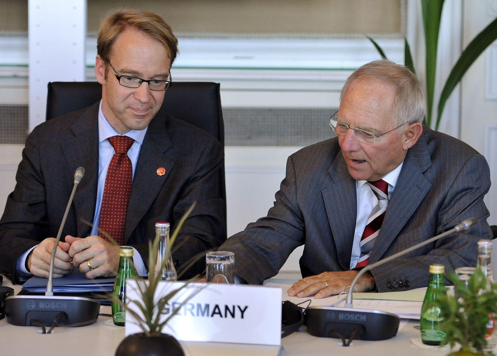 Weidmann Schäuble