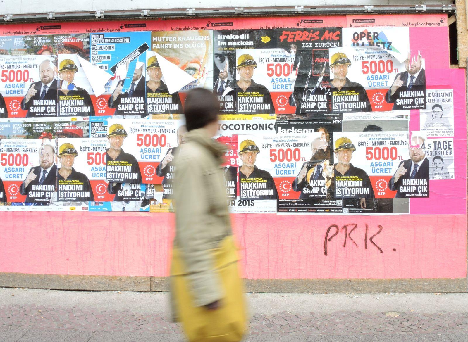 Türkischer Wahlkampf in Deutschland
