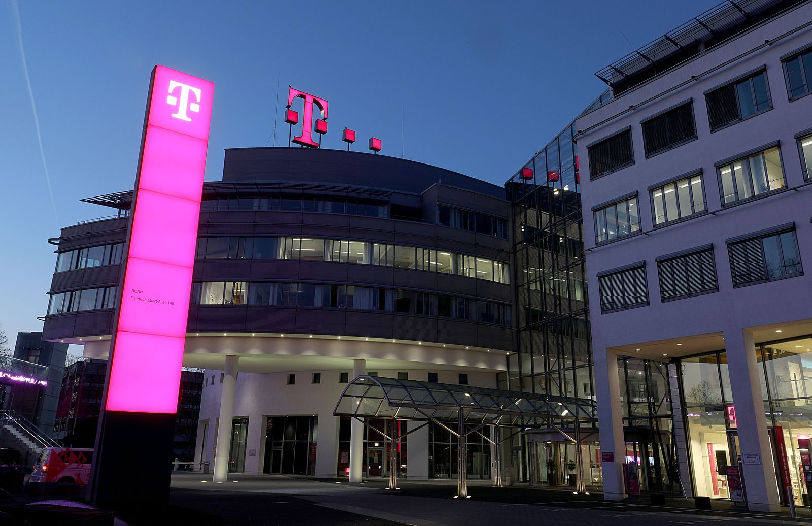 Deutsche Telekom - Jahreszahlen