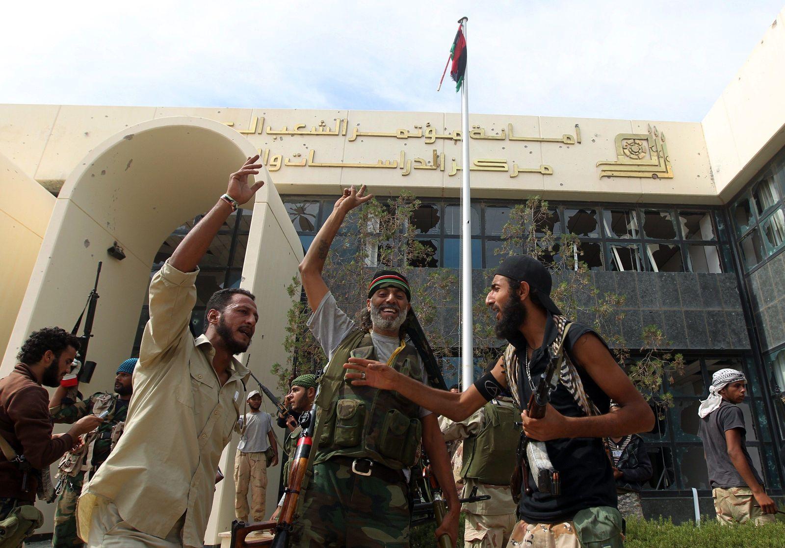 Libyen / Sirte / Ouagadougou Konferenzzentrum