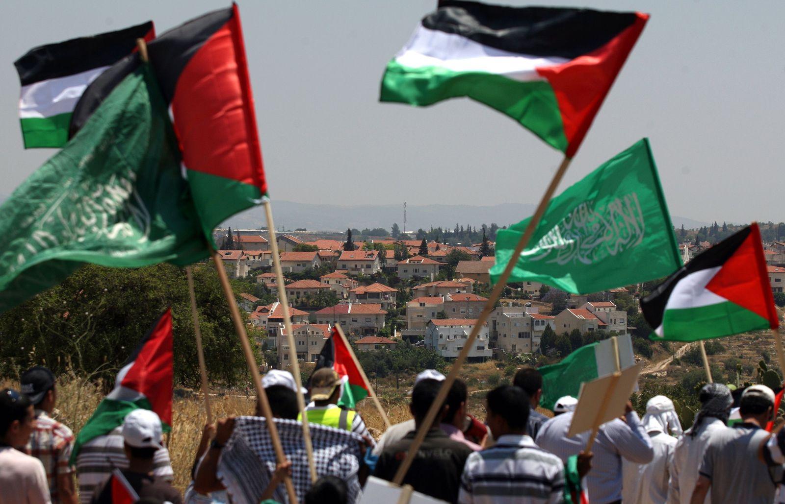 Palästina Protest