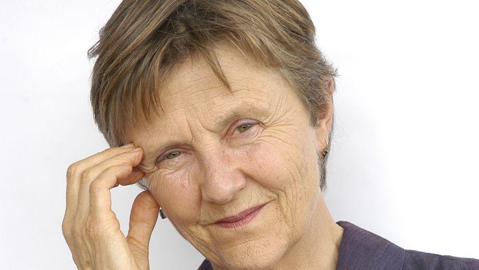 Schriftstellerin Helen Garner