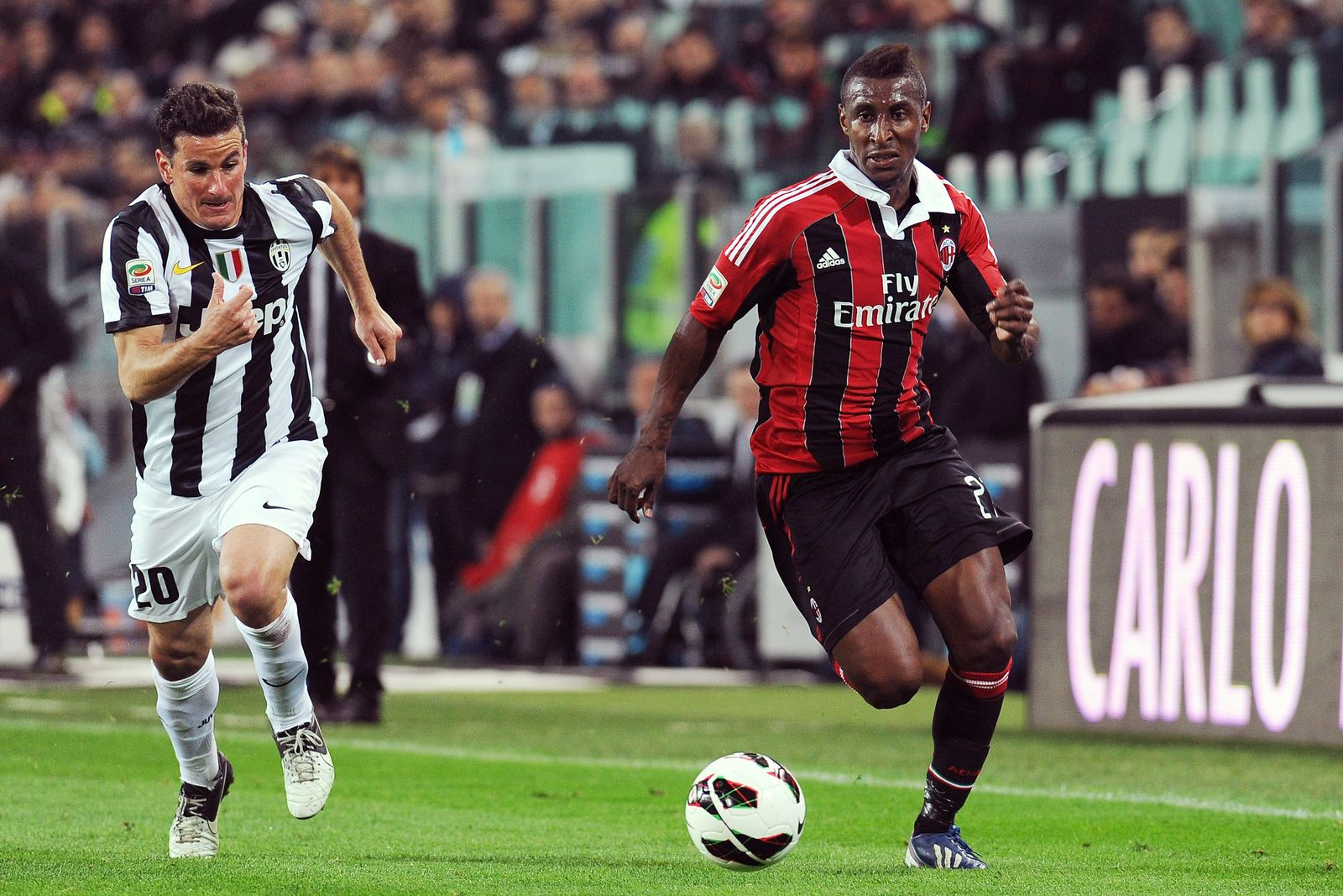 Kevin Constant/ AC Mailand