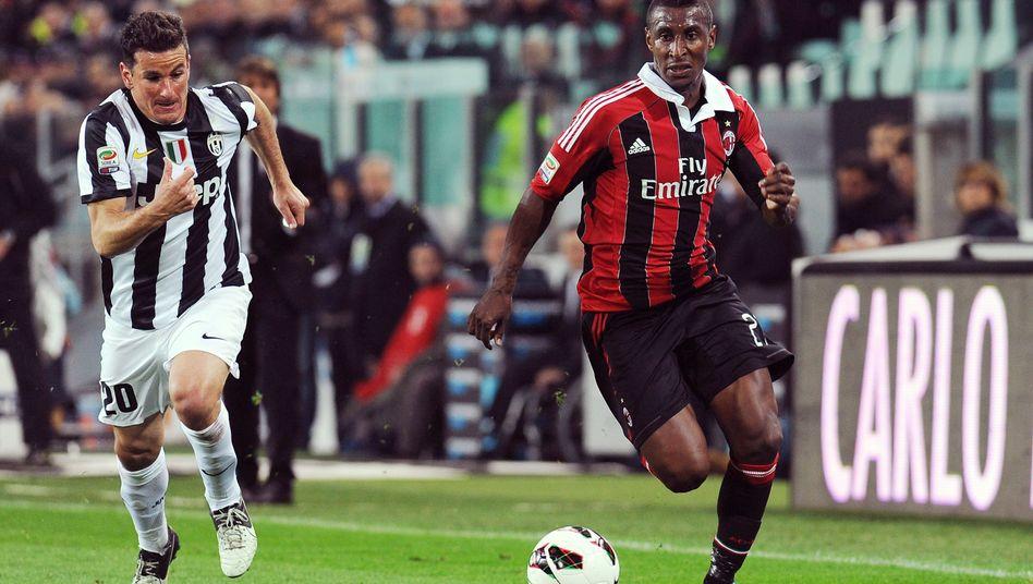 Milan-Profi Constant: Abgang nach rassistischen Gesängen
