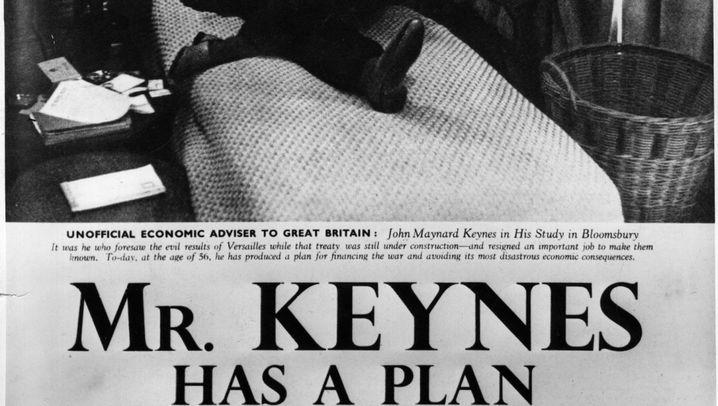 J. M. Keynes: Der Mann mit dem Plan