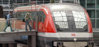 Transrapid-Modell in München: Ökologische Vorteile - Nachteile bei den Kosten