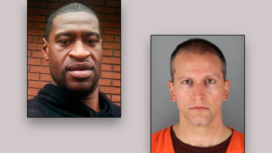 Opfer Floyd: Ein sanfter Hüne, Täter Chauvin: Er trank nie, fuhr immer das Auto