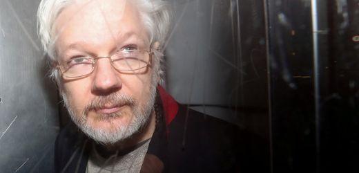 CIA: US-Geheimdienst soll laut eines Berichts Entführung von Assange erwogen haben