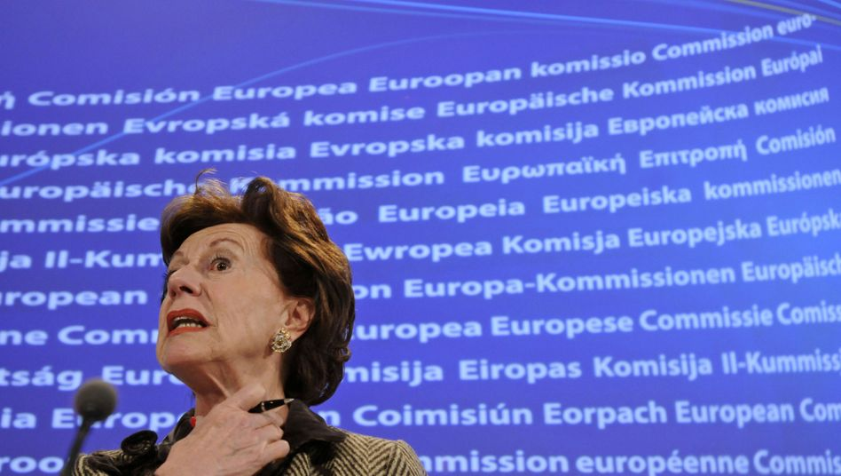 Oberste EU-Kartellwächterin Kroes: Frontalangriff gegen Intel und Microsoft
