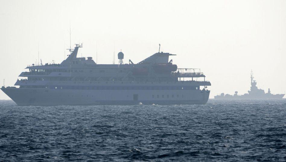 "Hilfsschiff ""Mavi Marmara"": Beratungen über Blockadelockerung"