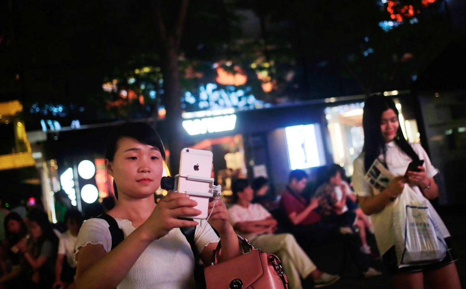 China / Internet / Handy