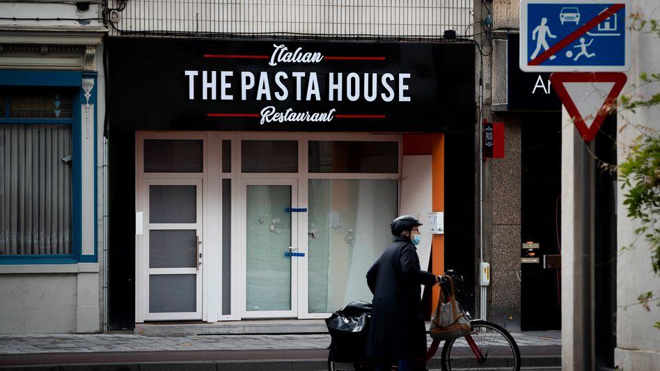 """Tatort """"The Pasta House"""" in Antwerpen: Schüsse am frühen Freitagmorgen"""
