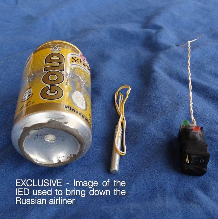 Angeblicher Sprengsatz: IS zeigt Foto in Propagandablatt