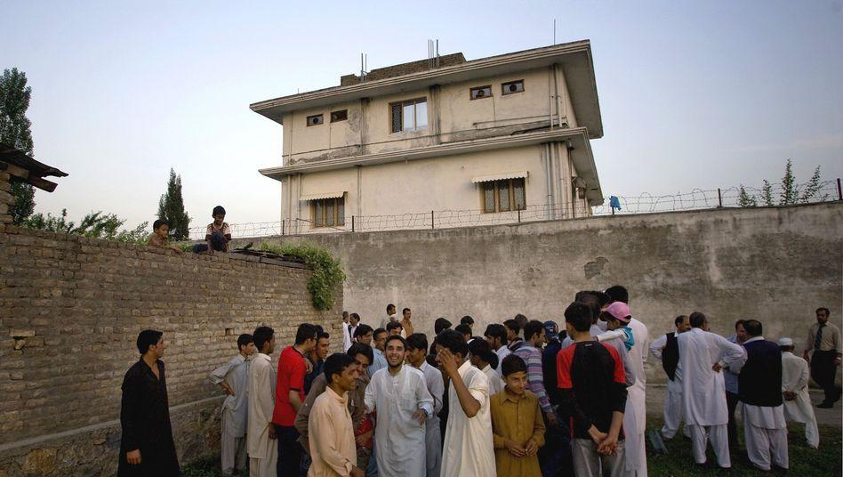 Bin Ladens Haus in Abbottabad: Impfaktion für Kinder