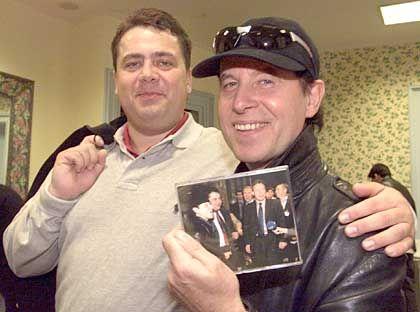"""Gabriel,""""Scorpions""""-Sänger Klaus Meine: """"Nun kann ich dreimal so tun, als wäre ich jung und poppig, ich bin es nicht"""""""