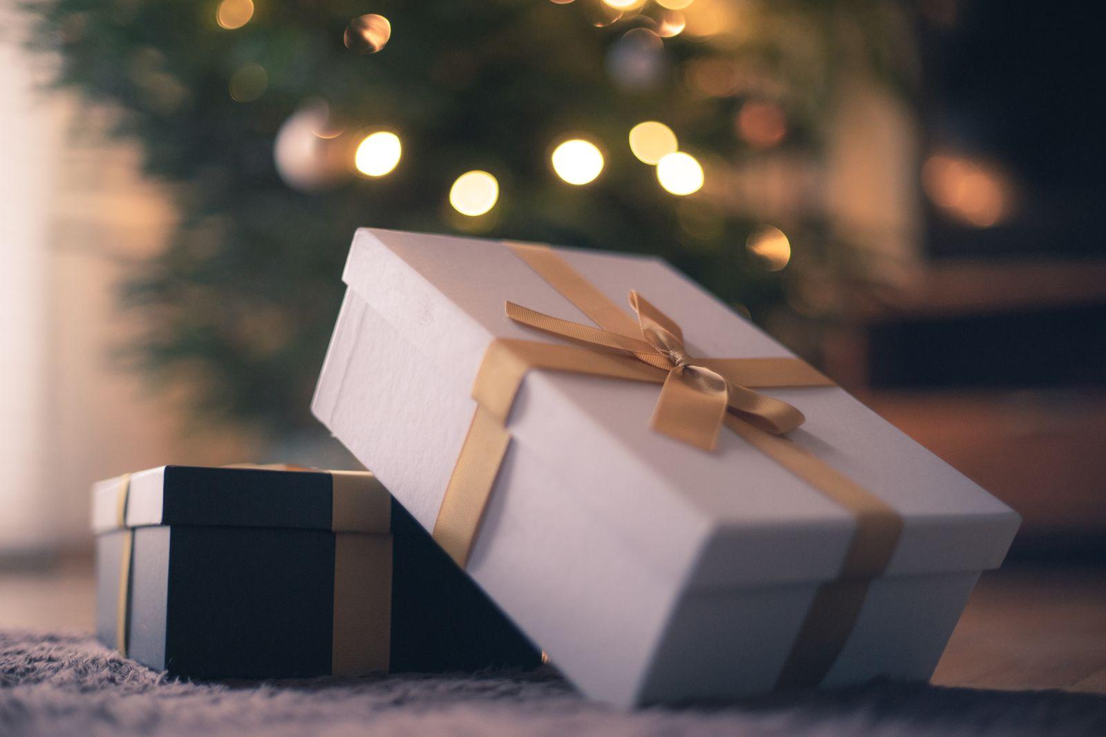 EINMALIGE VERWENDUNG Geschenke / Weihnachten