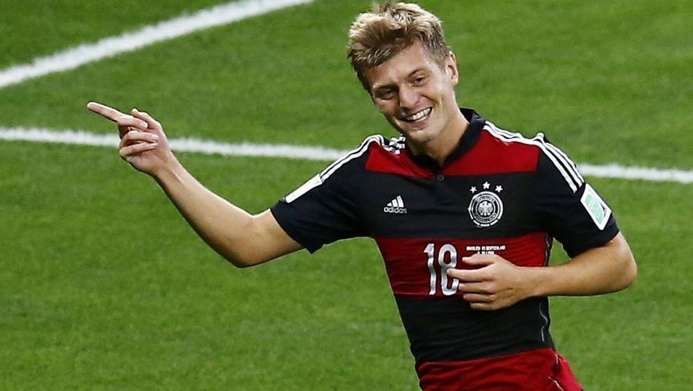 Toni Kroos: Rostock, Rio, Real