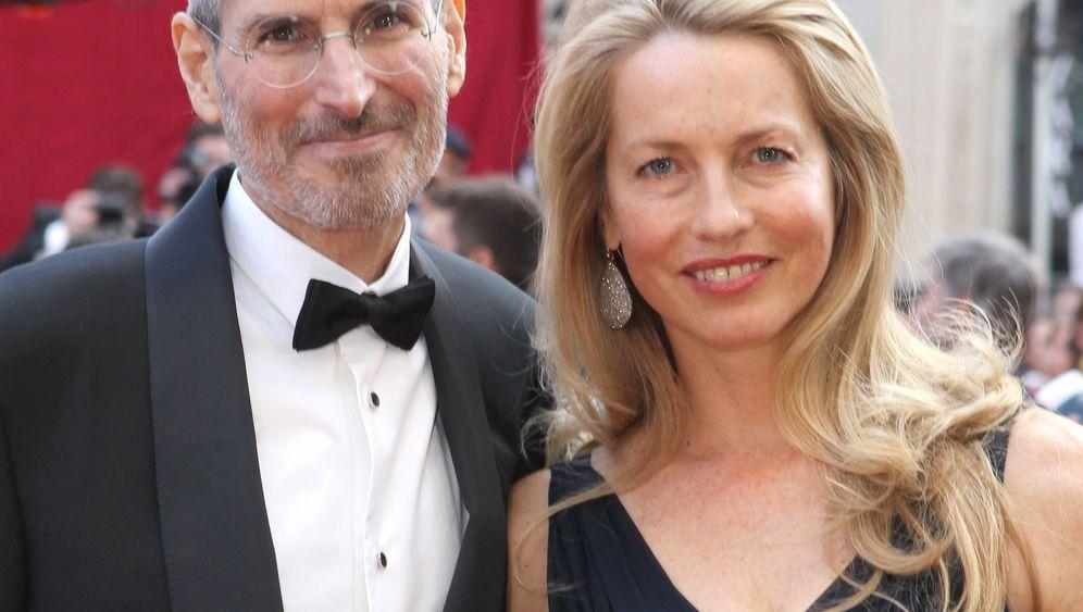 """Steve Jobs Witwe im TV-Interview: """"Ein schönes Erbe"""""""