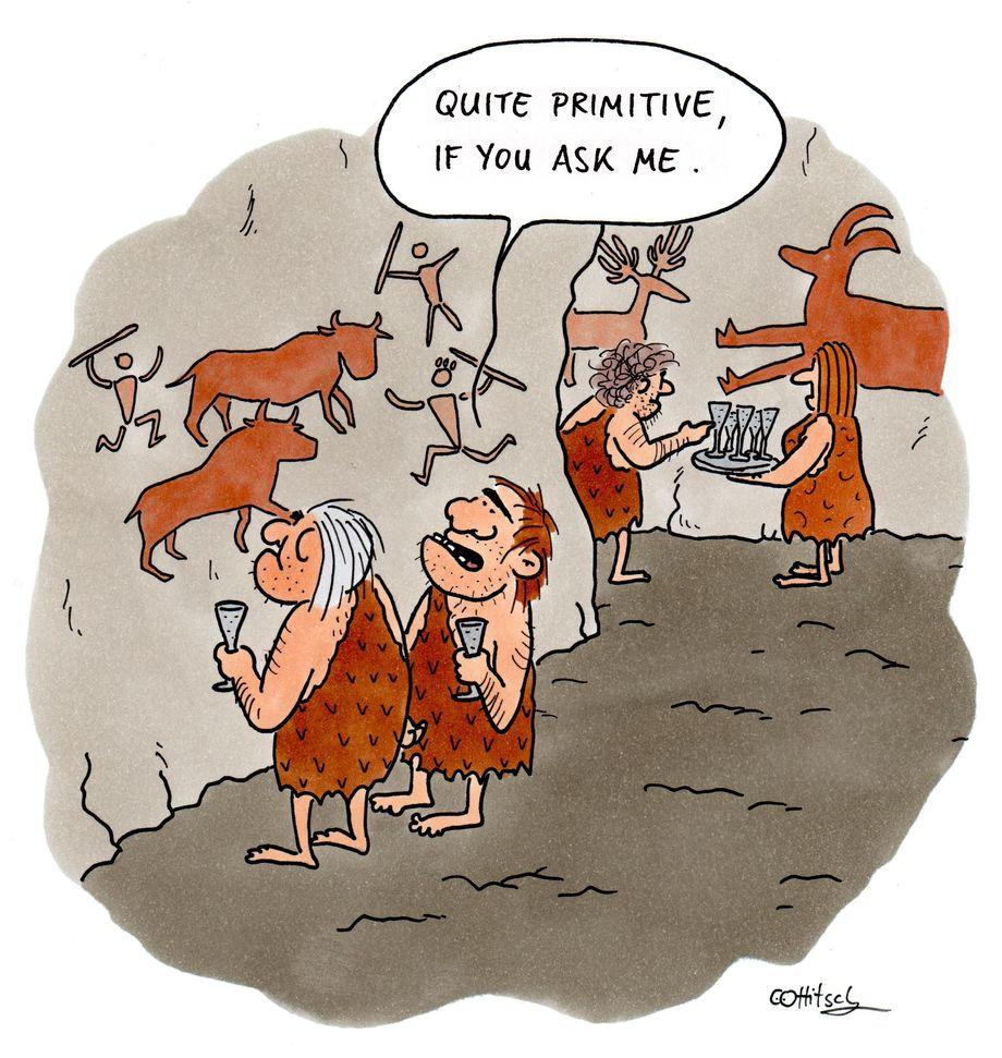 Steinzeit Englisch