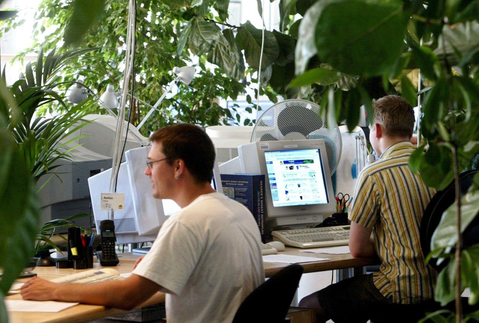 Büro / Angestellte