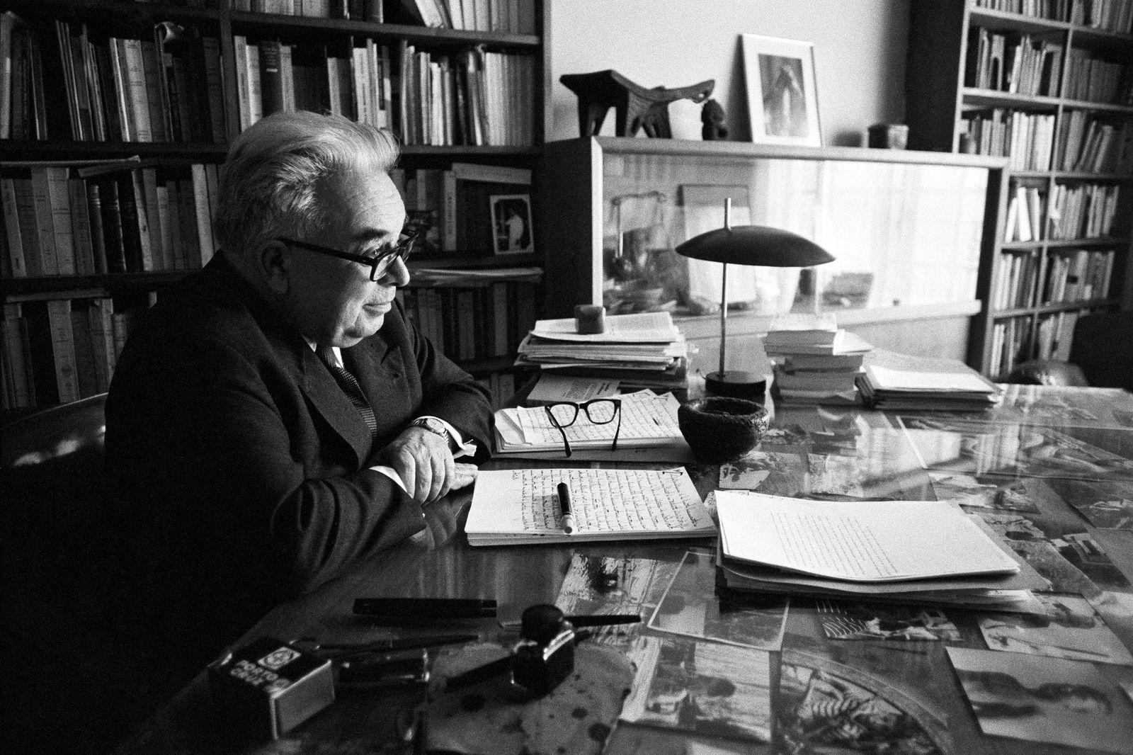 French Writer David Rousset