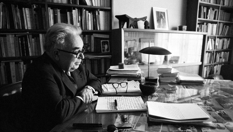 Französischer Autor und Aktivist: David Rousset (1972)