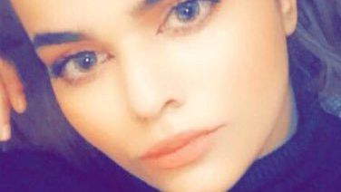 Rahaf Mohammed al-Qunun auf ihrem Twitter-Account @rahaf84427714