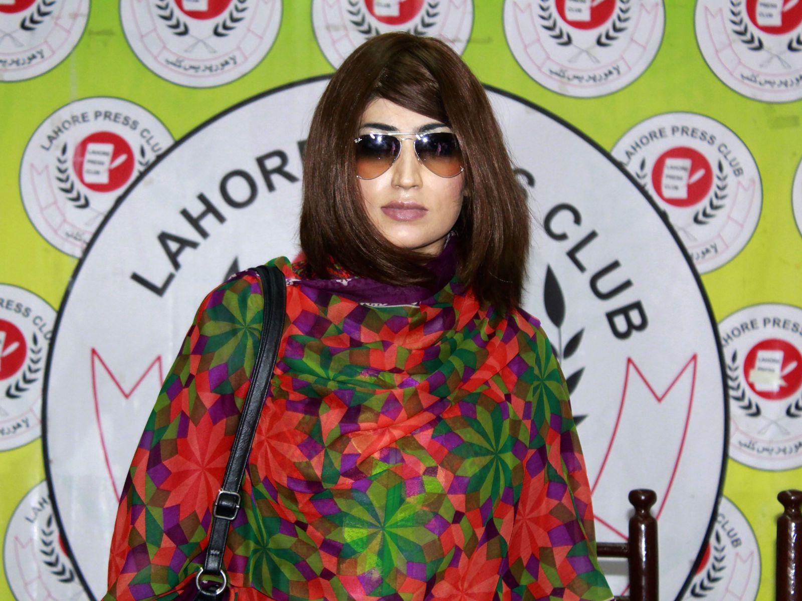 Pakistan Qandeel Baloch