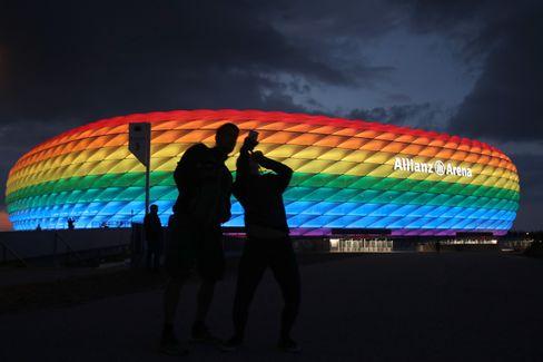 Die Münchner Arena 2020