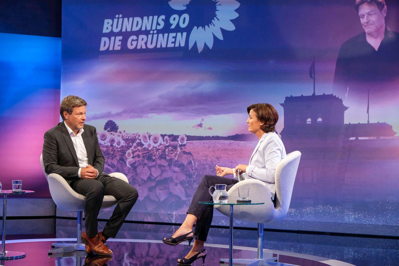 """""""maischberger. die woche"""" 04.08.2021"""