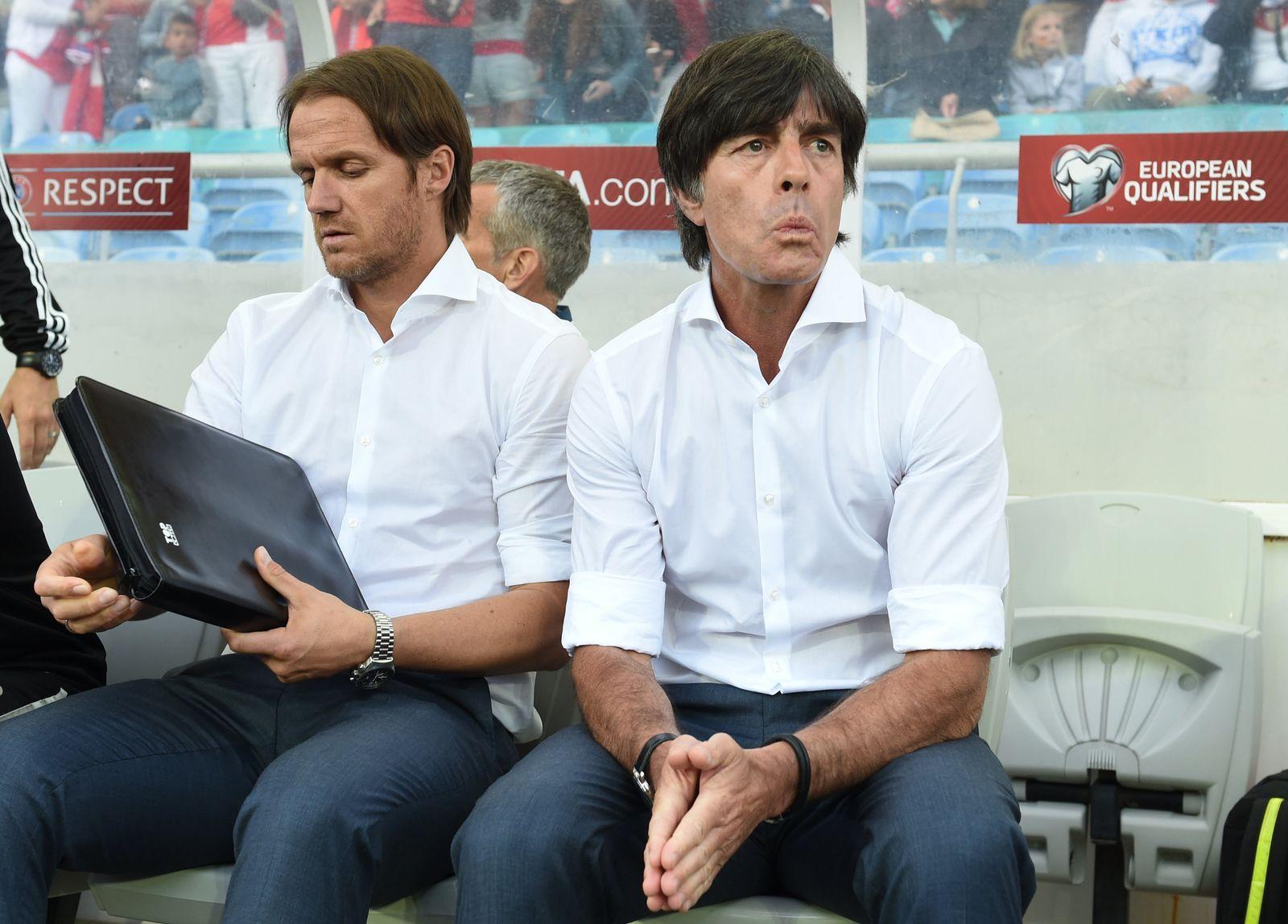 EM-Qualifikation Gibraltar - Deutschland