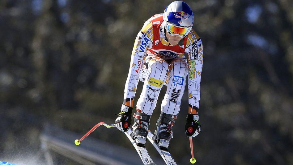"""Skirennfahrerin Vonn: """"Sie hat es sich verdient"""""""