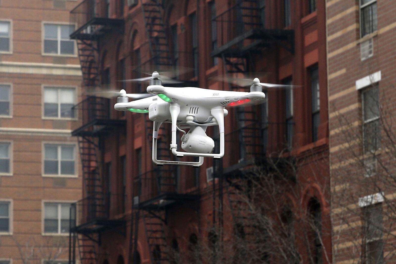 Drohne / New York