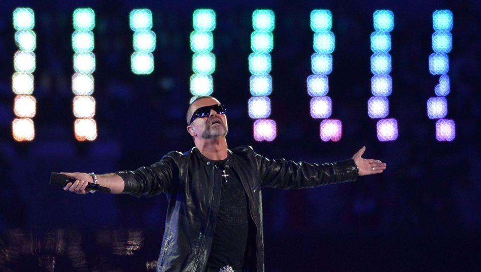 Britischer Musiker George Michael